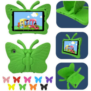 For Amazon Fire HD10 Plus 10.1 2021 Tablet Kids Shockproof Silicone Case Cover