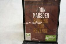 Burning for Revenge 5 by John Marsden (2012, MP3 CD, Unabridged)