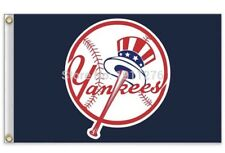 New York Yankees 3x5 Ft Flag Baseball New In Packaging