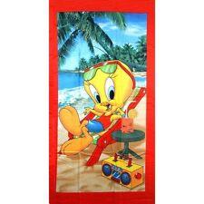 Serviette de plage Drap de bain Titi transat strandtuch beach towel coton