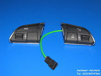 AUDI A4 S4 A5 S5 Q5 Q7 MULTIFUNKTIONTASTEN TASTEN SET 4L0951523C LENKRAD MFL