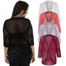 Acrylic Tie Jumpers & Cardigans Plus Size for Women