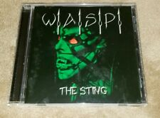 W.A.S.P. cd THE STING free US shipping