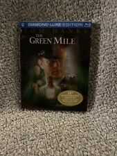 The Green Mile Diamond Luxe Edition (Blu-ray Disc, 2014, 2-Disc Set) Brand New