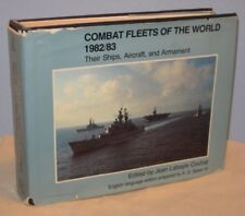 COMBAT FLEETS OF THE WORLD 1982-83 JEAN COUHAT MILLITARY SHIPS AIRCRAFT 5/18