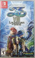 Ys VIII: Lacrimosa of Dana  (Nintendo Switch) (4538-SM52)