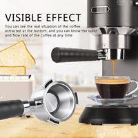 Espressomaschine Siebträger 51mm Ersatzgriff Pod für Delonghi Kaffeemaschine