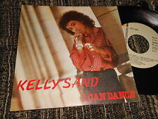 """KELLY SAND I can dance/I want to go 7"""" 1979 Trova SPAIN SPANISH Coca Cola COVER"""