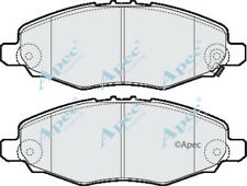 FRONT BRAKE PADS FOR TOYOTA HILUX GENUINE APEC PAD1599