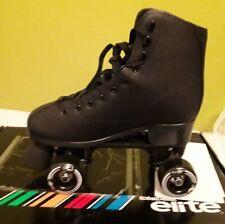 Roller Derby Elite Rewind Mens Roller Skate Black Size 8