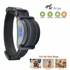 New Arrival Bark Collar  Automatic Beep Shock Collar Bark Collar for Dogs 6+ lbs