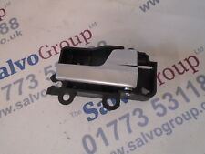 FORD FOCUS MK2 05-11/C MAX 03-10 DRIVER SIDE INTERIOR DOOR HANDLE O/S SILVER