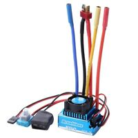 120A Brushless Esc Electric Speed Controller Waterproof Dust-Proof Rc Part  B7S5