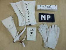 Set us mp Colt holster acoplamiento guantes brazalete polainas 4r policía militar