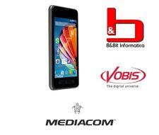 MEDIACOM PhonePad Duo G415 Smartphone dual SIM 3G  4GB micro SD HC Grigio scuro