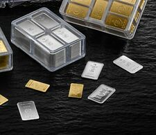 1 Gramm Silberbarren, 100 x 1 Gramm Silberbarren Unitybox Heimerle + Meule