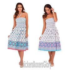 Paisley Sleeveless Maxi Dresses for Women