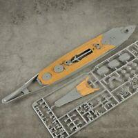 Wooden Deck for Tamiya 31113 1/700 IJN Battleship Yamato Model Kit for Fujimi