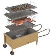 Caja China/Caja Asadora Roasting Box Oven Hog Roast Spit Roast BBQ