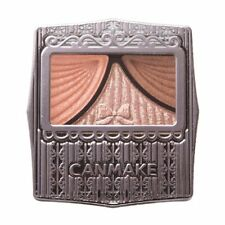 Made in JAPAN CANMAKE Juicy Pure Eyes-Eye shadow Color 06 Baby apricot pink