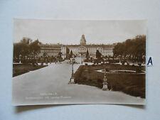 Postkarte Ansichtskarte Sachsen.Karlsruhe Schlossplatz mit Landes Museum