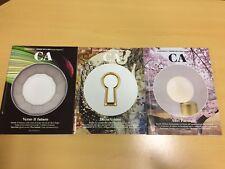lotto 3 riviste casamica CA 1/2013 - 3/2013 - 16/2012 corriere della sera