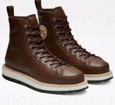 Men's Converse CHUCK TAYLOR Crafted Boot Hi, 162354C Chocolate/Light