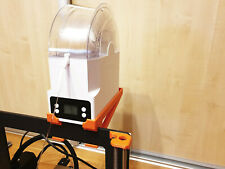 Prusa i3 MK3s filament dryer holder for eSun eBOX