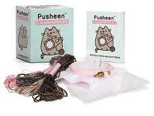 Pusheen: A Cross-Stitch Kit, Claire Belton,  Paperback