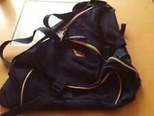 Quicksilver Blue Rucksack Shoulder Bag.