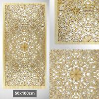 Dekorpaneel mit Ornament Fes - Holz 3mm - Verkleidung für Wand und Decke