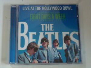 CD The Beatles - Live at the Hollywood Bowl + Bonus