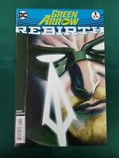 Green Arrow 2016 Rebirth One-Shot #1A (NM) - Sold Out!