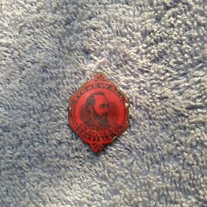 Tin Tobacco Tag - STONEWALL -  Confederate / Civil War / Southern Related