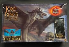 Lord of the Ring Return Of the King Deluxe Fell Beast with Ringwraith Rider