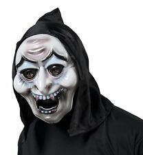 Hexenmaske mit Kapuze