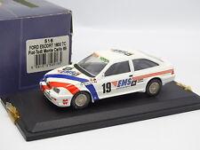 Trofeu 1/43 - Ford Sierra Cosworth Antonio Taveira 1988