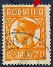 1930 King Carol Ii,Definitives,Romania,Mi .385,spectacular Error,Not recorded,Vfu