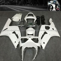Unpainted Fairing Kit for Kawasaki Ninja 2003 2004 ZX-6R 636 Injection Body Work