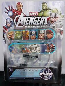 Marvel Avengers Assemble Fingerboards Pack Of 2.