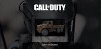 Exclusive Call Of Duty Warzone Black Ops Cold War Truck
