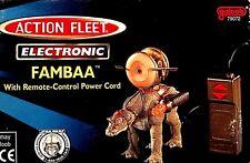 Star Wars ACTION FLEET Micro Machines Fambaa Fernbedienung Gungan Shield Gen A7