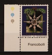 SWITZERLAND - SVIZZERA - 2001 - Natale. Decorazioni