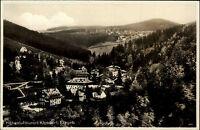 KIPSDORF b/ Altenberg AK 1936 Sachsen ungebraucht alte Ansichtskarte