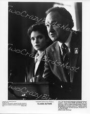 Gene Hackman/Mary Elizabeth Mastrantonio 8X10 B&W