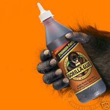 Original Gorilla Glue 8oz Bottle Incredibly Strong New!