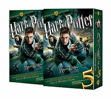 MOVIE-HARRY POTTER AND THE ORDER OF THE PHOENIX COLLECTOR'S ED.-JAPAN 3 DVD G85