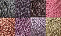 Classic Elite Yarns Avenue Merino Silk Blend Color Choice Loom Knit Crochet FS