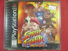 street fighter collection for ps1