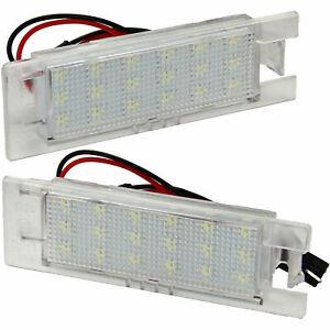 LED License Plate Light for Fiat Bravo Brava Croma Linea [71001]